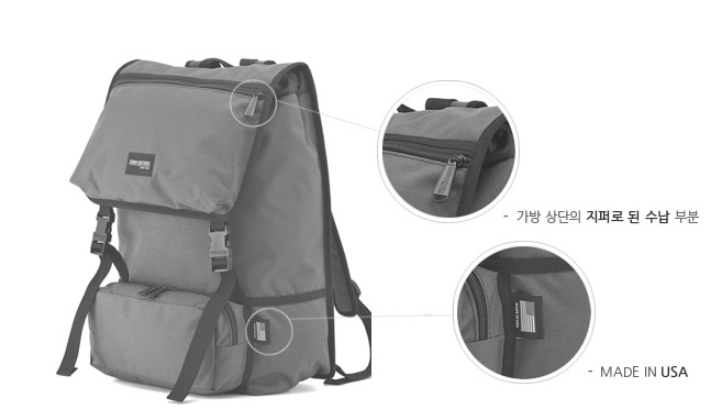 John Peters New York backpack 1250