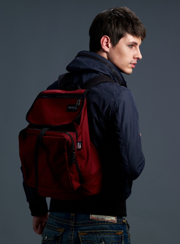 University student backpack 1